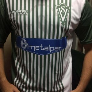 Camiseta Santiago Wanderers 2001